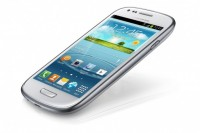 Galaxy S3 Mini Side Angle