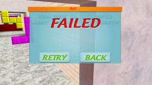 HelidroiD 3D - Failed