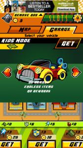 Jack Pott - The Great Escape - Kids car