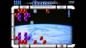 Krakout HD - Various backgrounds across infinite levels (3)