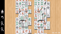 Mahjong - Gameplay view (1)