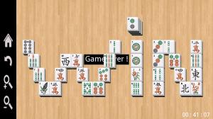 Mahjong - Win