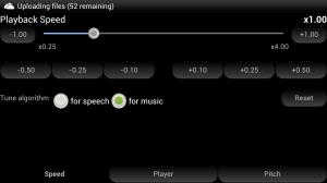 Maple Lite for Audiobooks - Landscape orientation