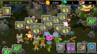 My Singing Monsters - Collect cash