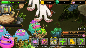 My Singing Monsters - Individual monster options