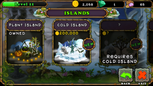 My Singing Monsters - New islands to expand into
