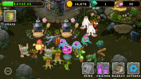 My Singing Monsters - Place monsters carefully for best effects