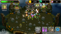 My Singing Monsters - Zoom out