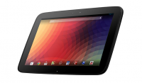 Nexus 10 Angle View