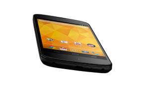 Nexus 4 Low Angle View