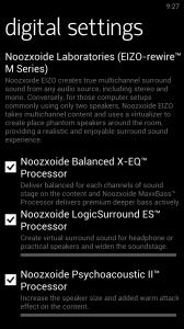 Noozy Studio 3 - Enhancements 2