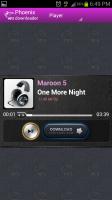 Phoenix MP3 Music Player