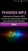 Phoenix MP3 Welcome Setup