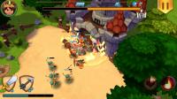 Royal Revolt! - Gameplay sample (5)
