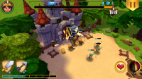 Royal Revolt! - Gameplay sample (7)