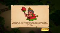 Royal Revolt! - Story narrative