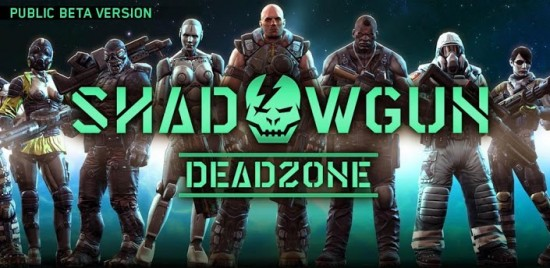 SHADOWGUN: DeadZone available for public beta testing on Tegra 3 devices