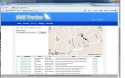 SMS Tracker - Online Dashboard