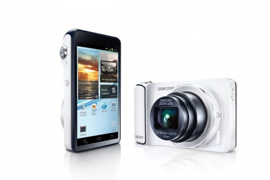 AT&T will be first to launch Samsung Galaxy Camera, a 4G Internet connected camera