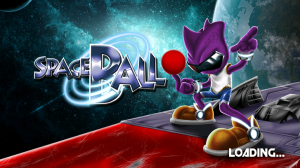 Space Ball - Loading screen