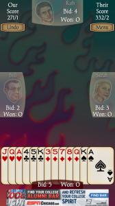 Spades Free Gameplay 1