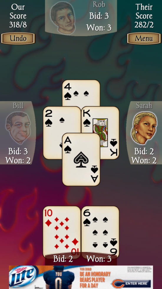 Klondike Solitaire – spades plus hearts card game for iphone ...