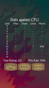 Spades Free Stats Against Computer