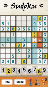 Sudoku Pro Gameplay with Pencil Hints