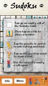 Sudoku Pro Help