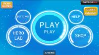 Super Action Hero - Sub menu