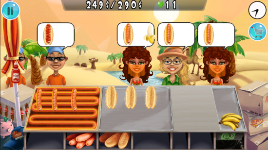 Super Chief Cook – fun & addictive little cooking game