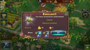 The Tribez - Achievements