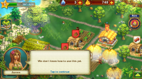 The Tribez - Typical gameplay view (1)