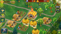 The Tribez - Typical gameplay view (2)