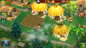 The Tribez - Typical gameplay view (5)