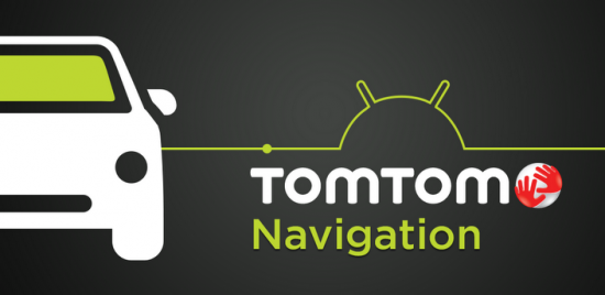 TomTom releases GPS turn-by-turn navigation apps for Android