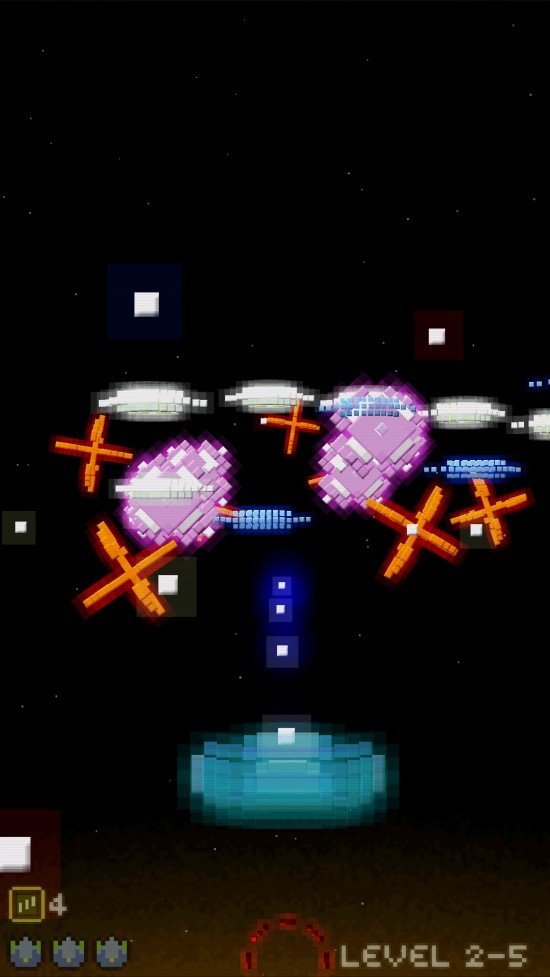 Voxel Invaders – 2D… no wait, 3D refresh of classic Space Invaders arcade game!