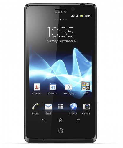 Xperia TL debuts exclusively for AT&T