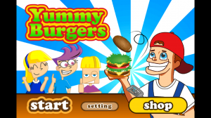 Yummy Burger - Menu