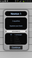aMathing Play Newton Puzzles
