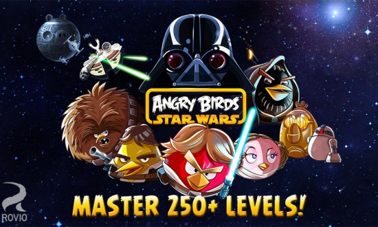 Angry Birds Star Wars – 'May the Birds be with you'
