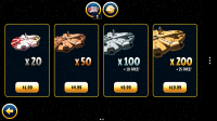 Angry Birds Star Wars - Additional in-app purchases