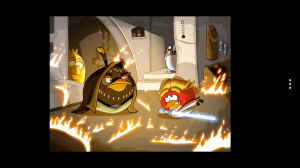 Angry Birds Star Wars - Cut scenes