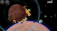 Angry Birds Star Wars - Harness gravity to take down piggies
