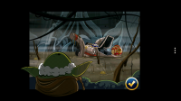 Angry Birds Star Wars - Visit to Dagobah
