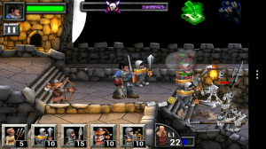 Army of Darkness Defense - Gameplay view (2)