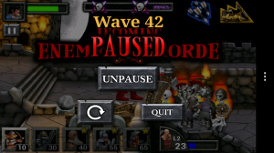Army of Darkness Defense - Paused