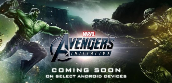 "Avengers Initiative. Play the first episode of THE AVENGERS series… ""Hulk Smash!"""