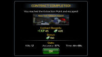 Contract Killer 2 - Contract completed