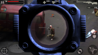 Contract Killer 2 - Sniper scope mode